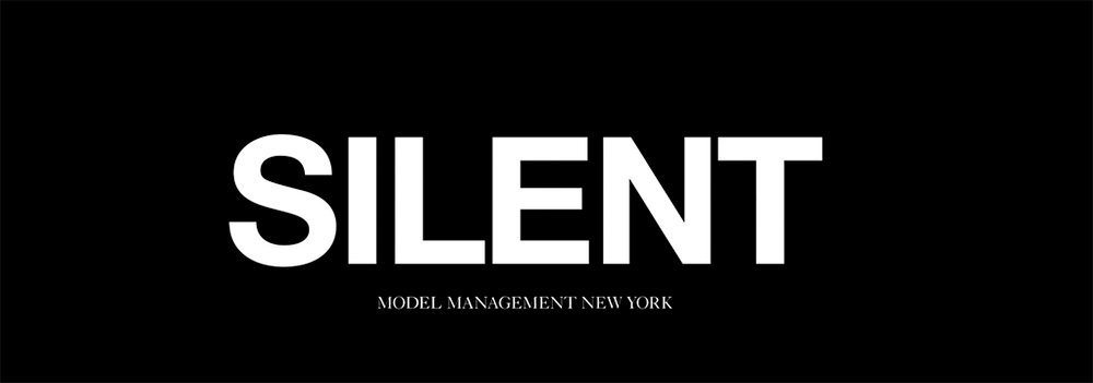 Silent Models selective & personalized agency is known for working with the industry's most influential clients.