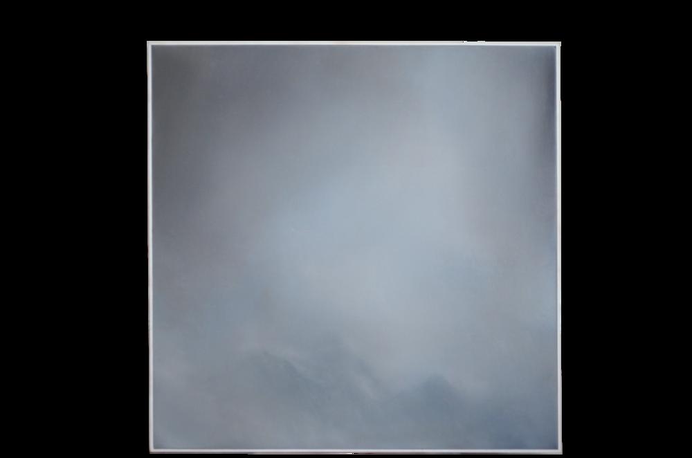 Mountain in Fog II