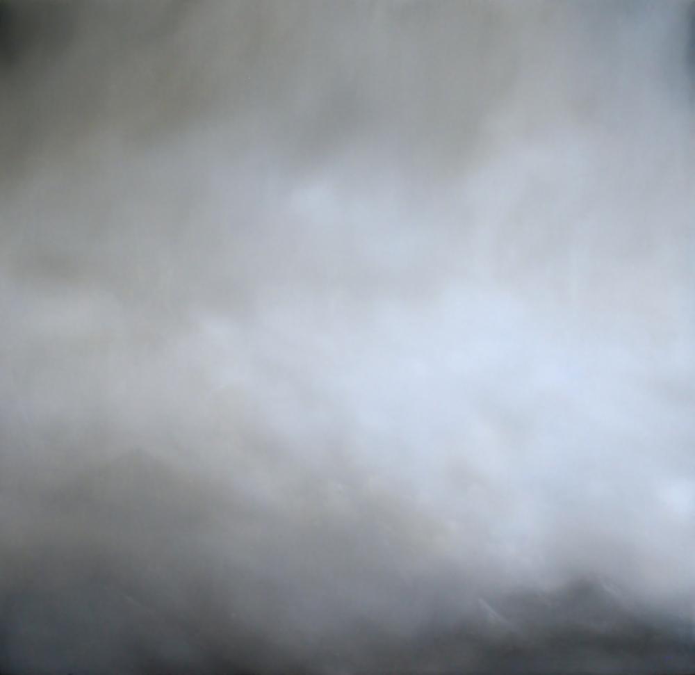Mountains in Fog V