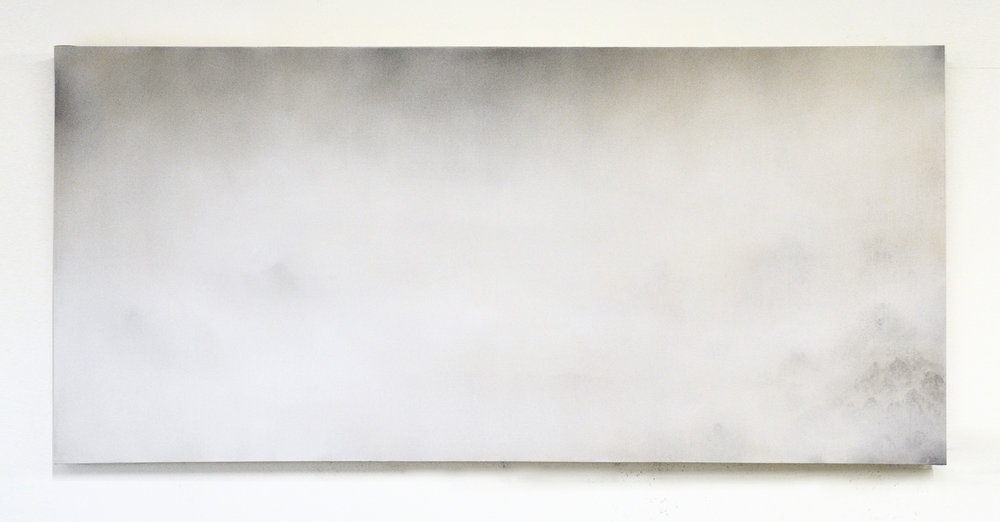 Mountains and Fog IX