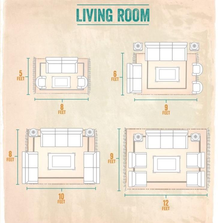 Living Room Carpet Size Carpet Vidalondon