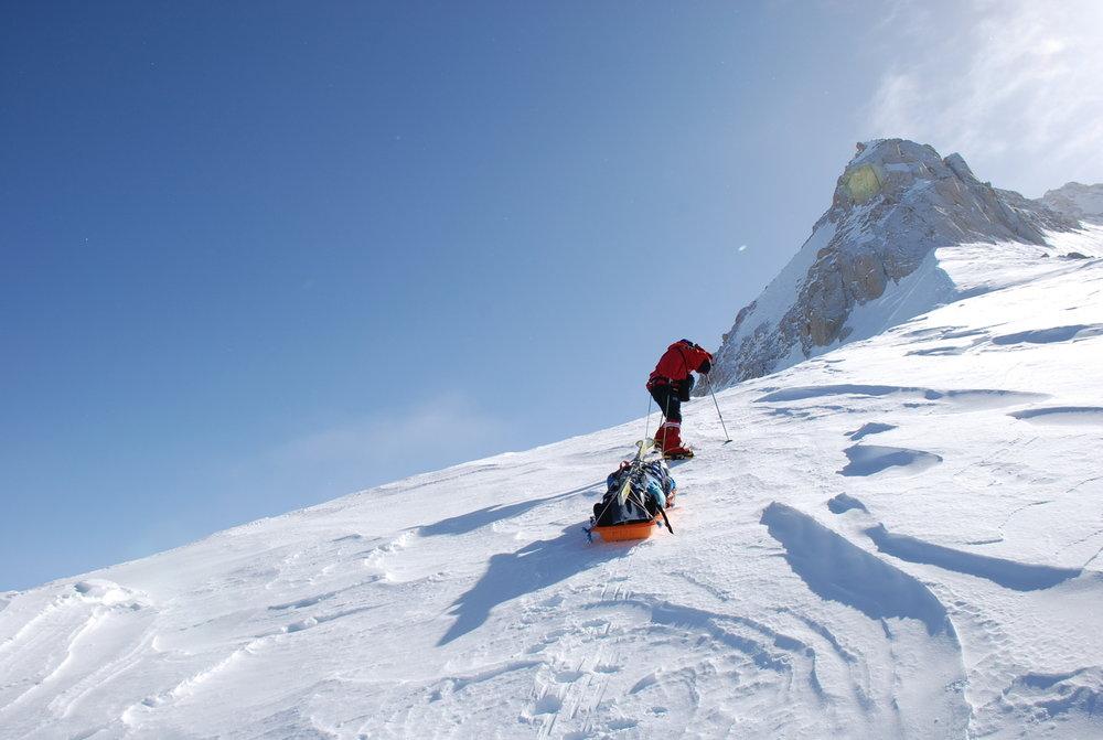 Climb Denali -