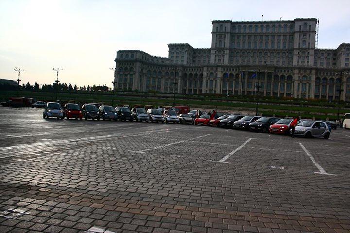 Una dintre întâlnirile lunare, din București, prin 2009