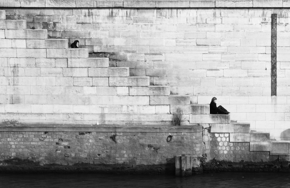 Stairs (Scări) -Elisabetta Foco