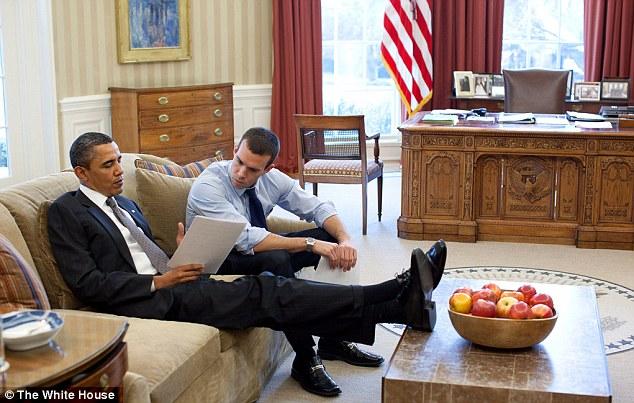 Obama și Favreau