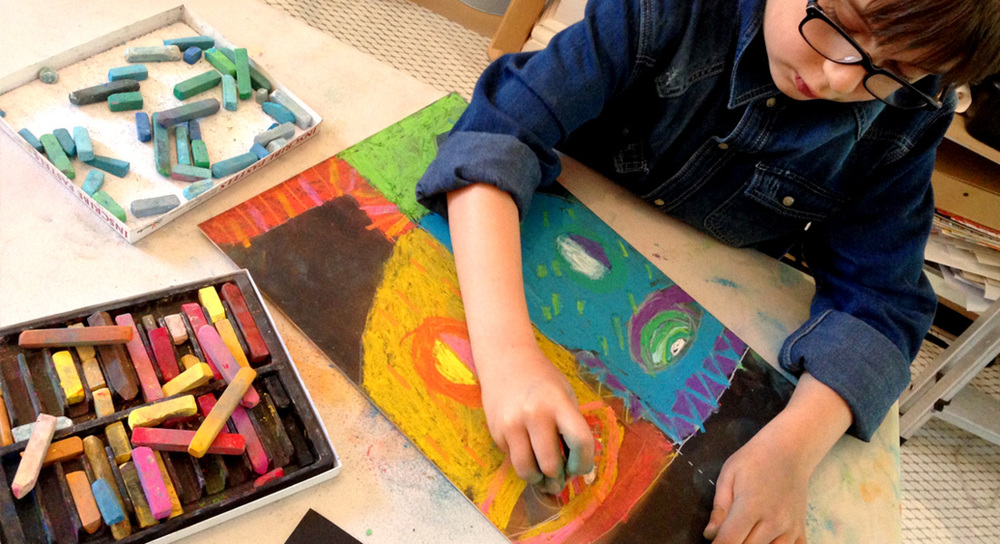 KIDS/TEENS ART WORKSHOPS