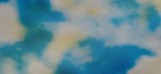 cloudy - blue (B3AL01)