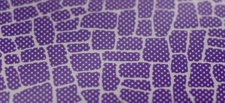 mosaic - purple (V0AG01)