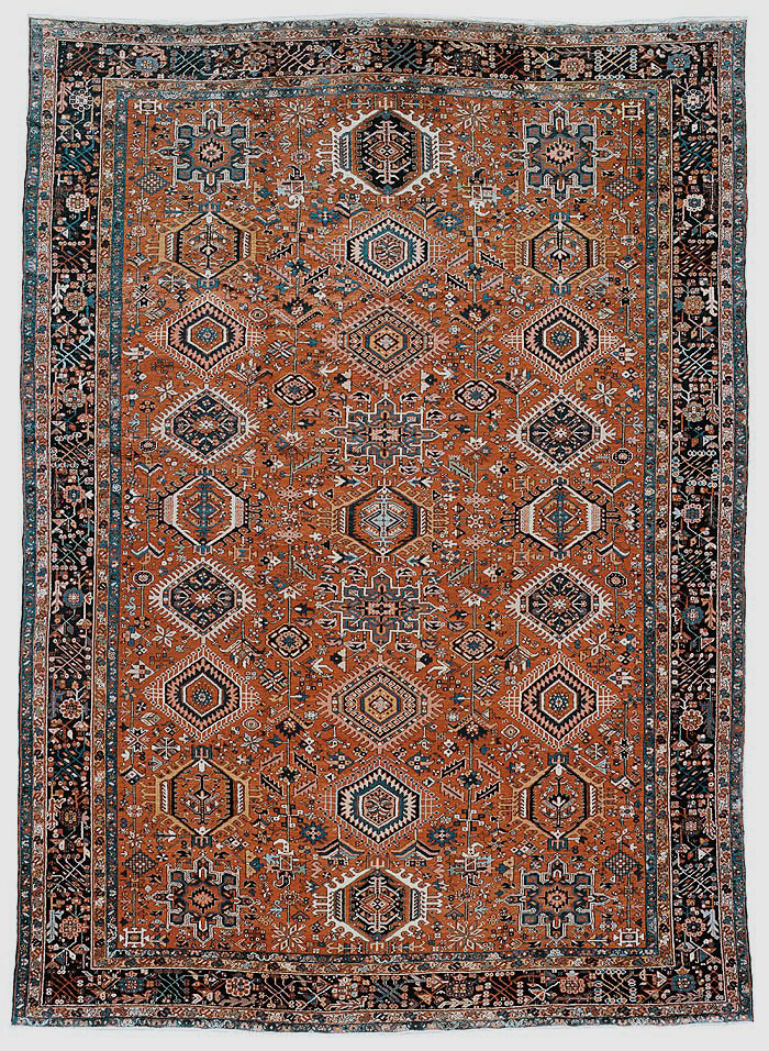"Karadja Carpet 14' 10"" x 10' 8"""