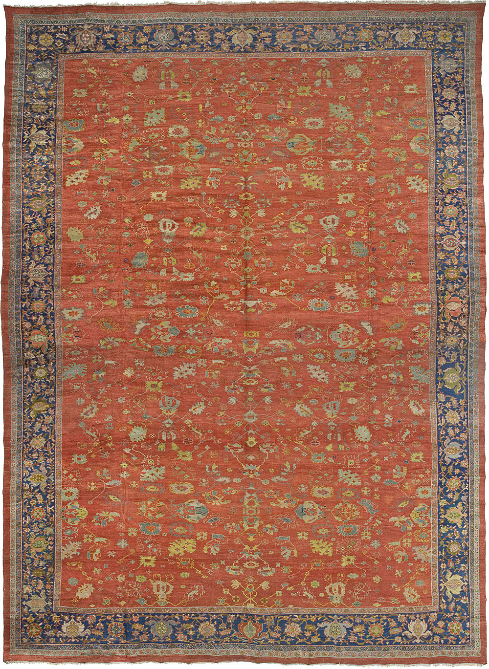 "Mahal Carpet 24' 8"" x 18' 6"""