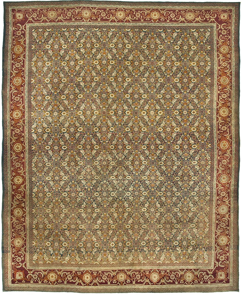 Agra Carpet_17213