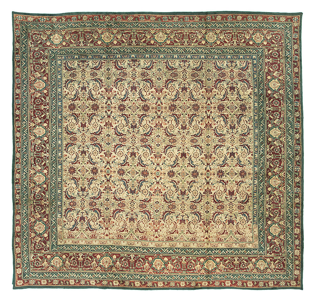 Agra Carpet_17333