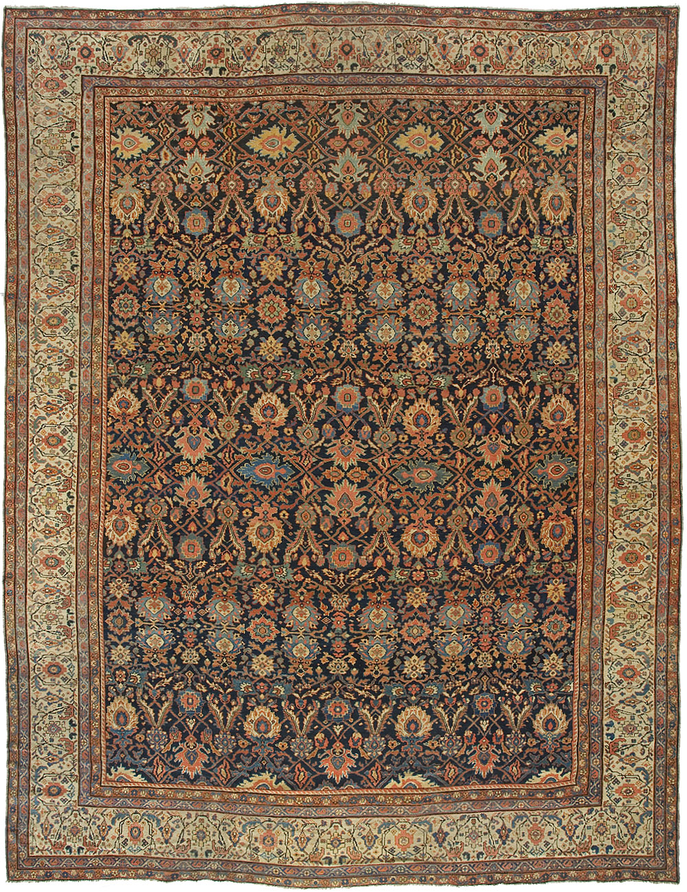 Fereghan Carpet_17356