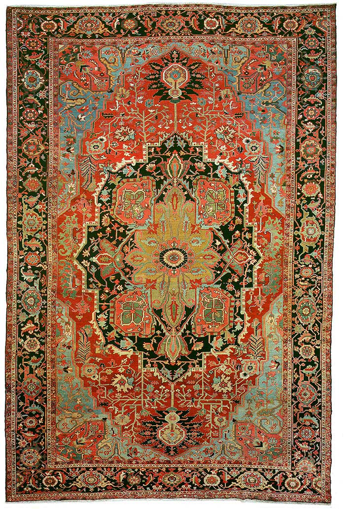 Heriz Carpet_16901