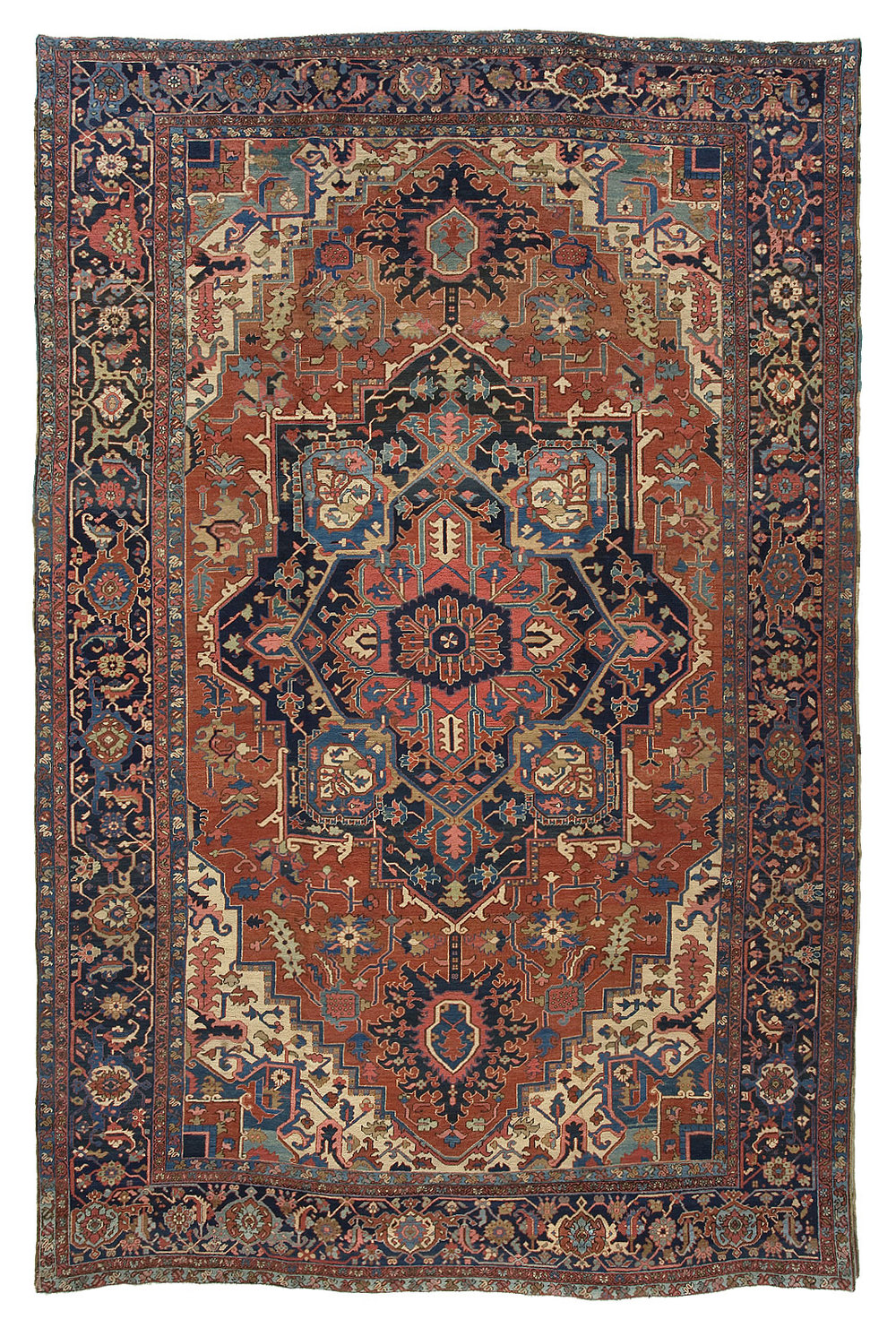 Heriz Carpet_17185