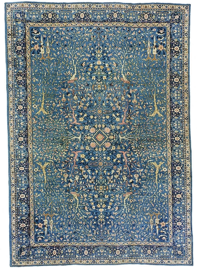 "Amritsar Carpet 14' 10"" x 10' 6"""