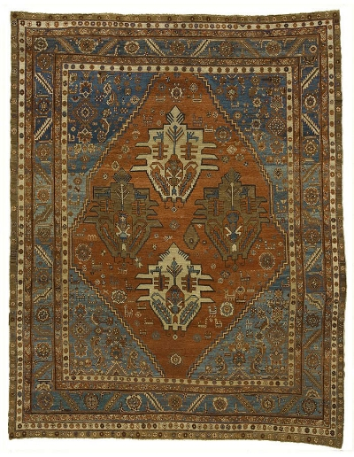 "Bakshaish Carpet 14' 2"" x 11' 1"""