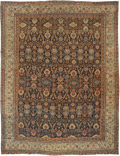 "Fereghan Carpet 15' 11"" x 12' 4"""