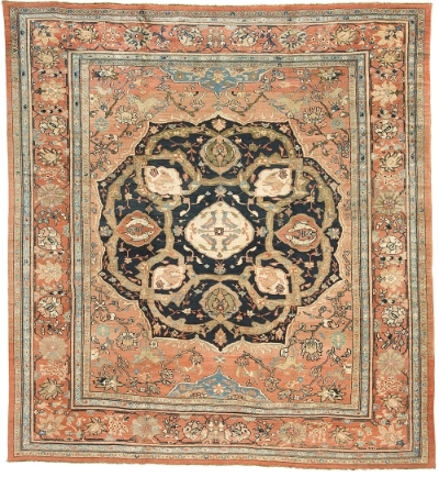 "Mahal Carpet 12' 5"" x 11' 7"""