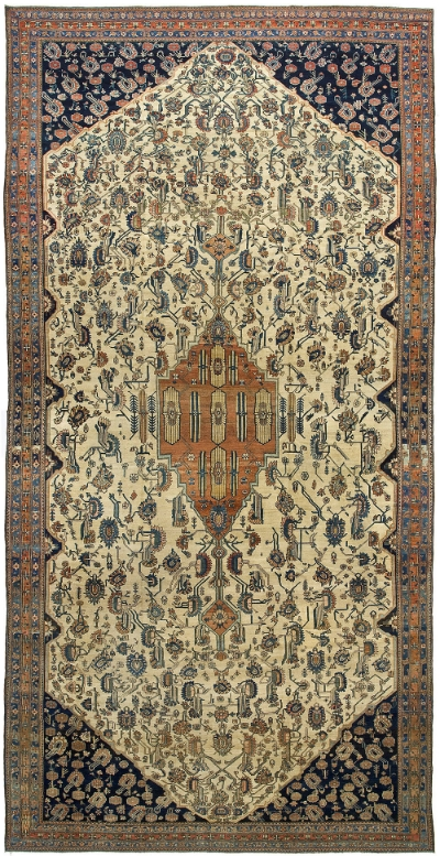"Melayir Carpet 26' 4"" x 13' 5"""