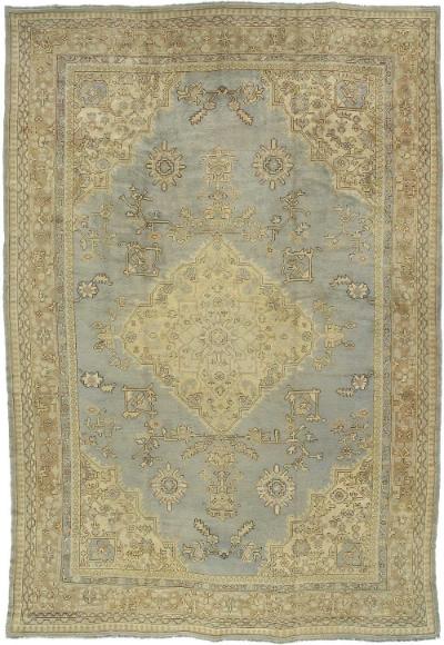 """Oushak Carpet 15' 10"""" x 11' 0"""""""
