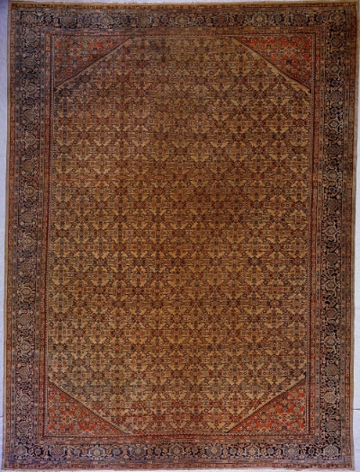 "Sultanabad Carpet 18' 5"" x 13' 9"""