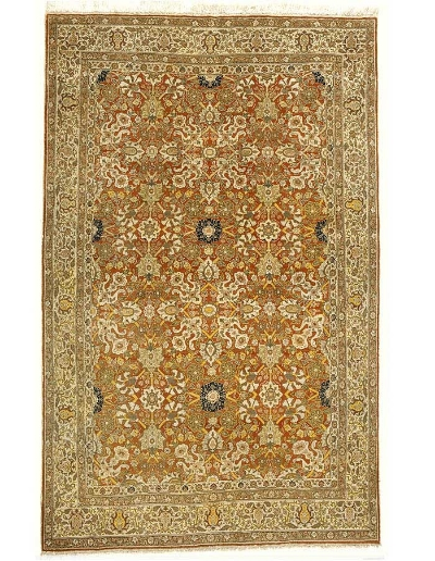 "Tabriz Carpet 11' 3"" x 7' 3"""