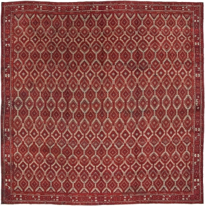 "Agra Carpet 15' 8"" x 15' 8"""