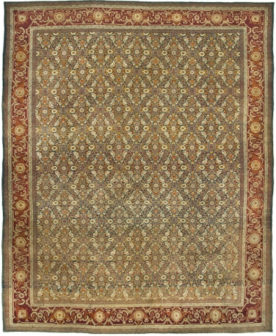 "Agra Carpet 14' 6"" x 12' 0"""