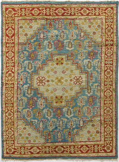 Deccani Rug_11407