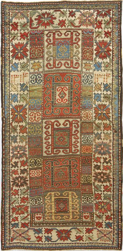 Kazak Rug_12760