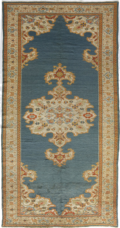 "Sultanabad Rug 9' 10"" x 5' 0"""