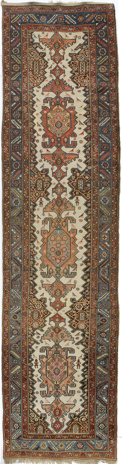 "Bakshaish Runner 14' 10"" x 3' 8"""