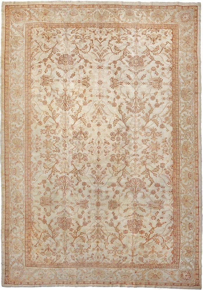 Borlu Oushak Carpet_17370