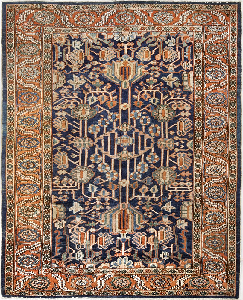 Heriz Carpet_17350