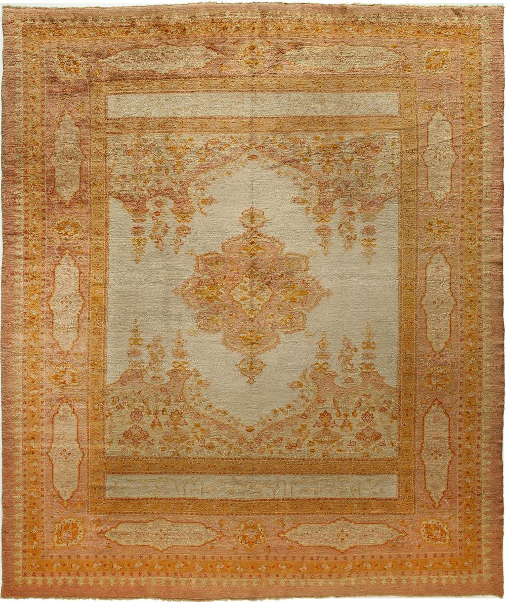 Oushak Carpet_16861