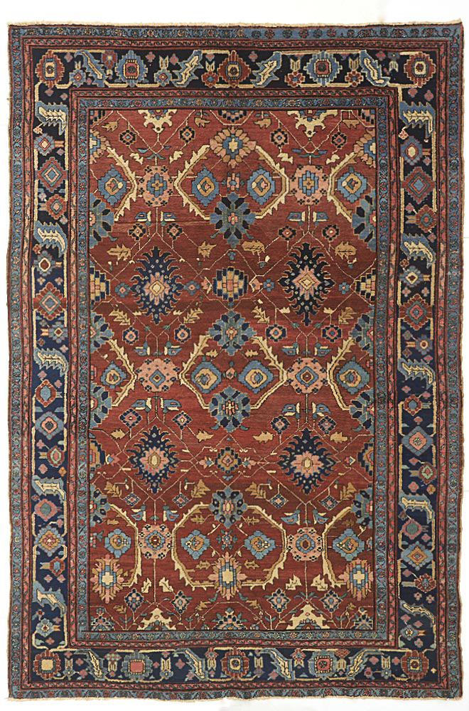Heriz Carpet_17398