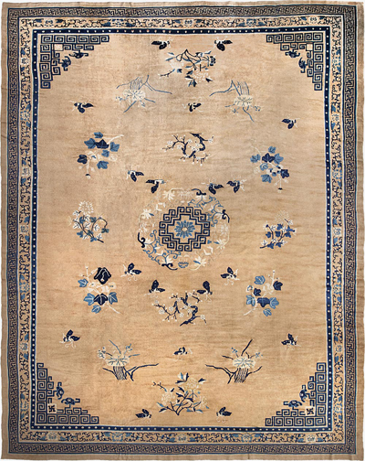 "Chinese Carpet 17' 9"" x 13' 11"""