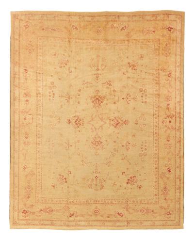 Oushak Carpet_17382