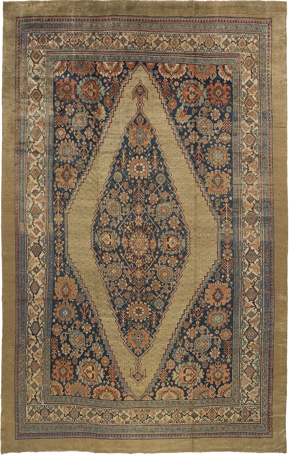 Northwest Persian Carpet_17110