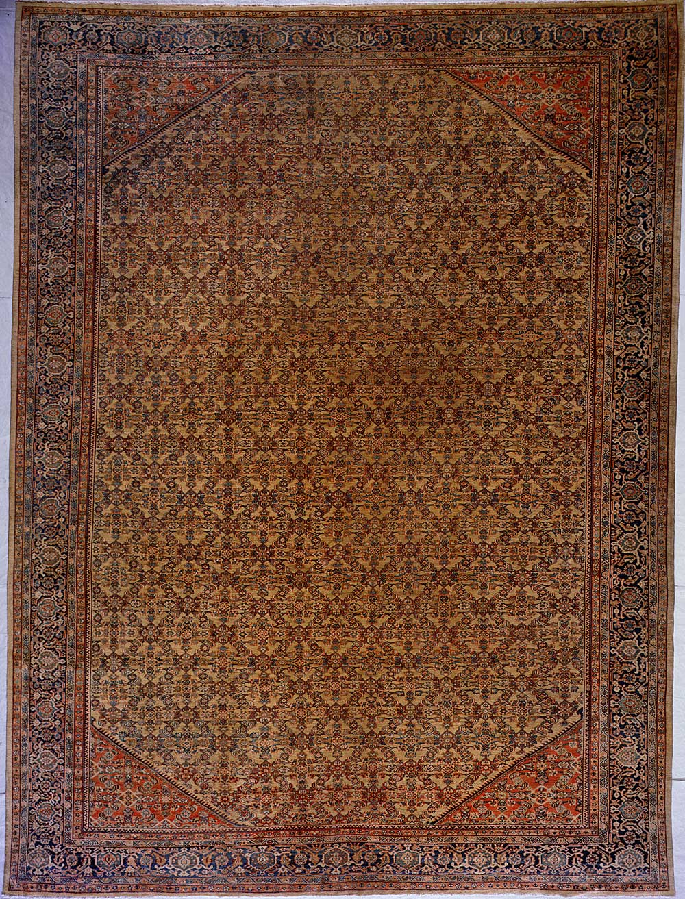 Sultanabad Carpet_17045