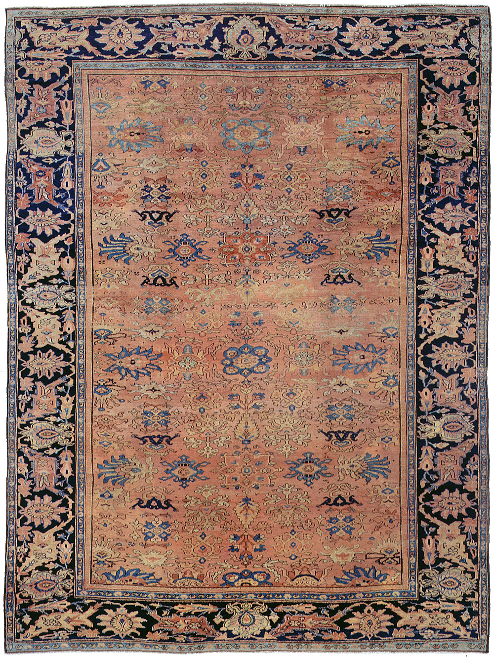 Sultanabad Carpet_17332