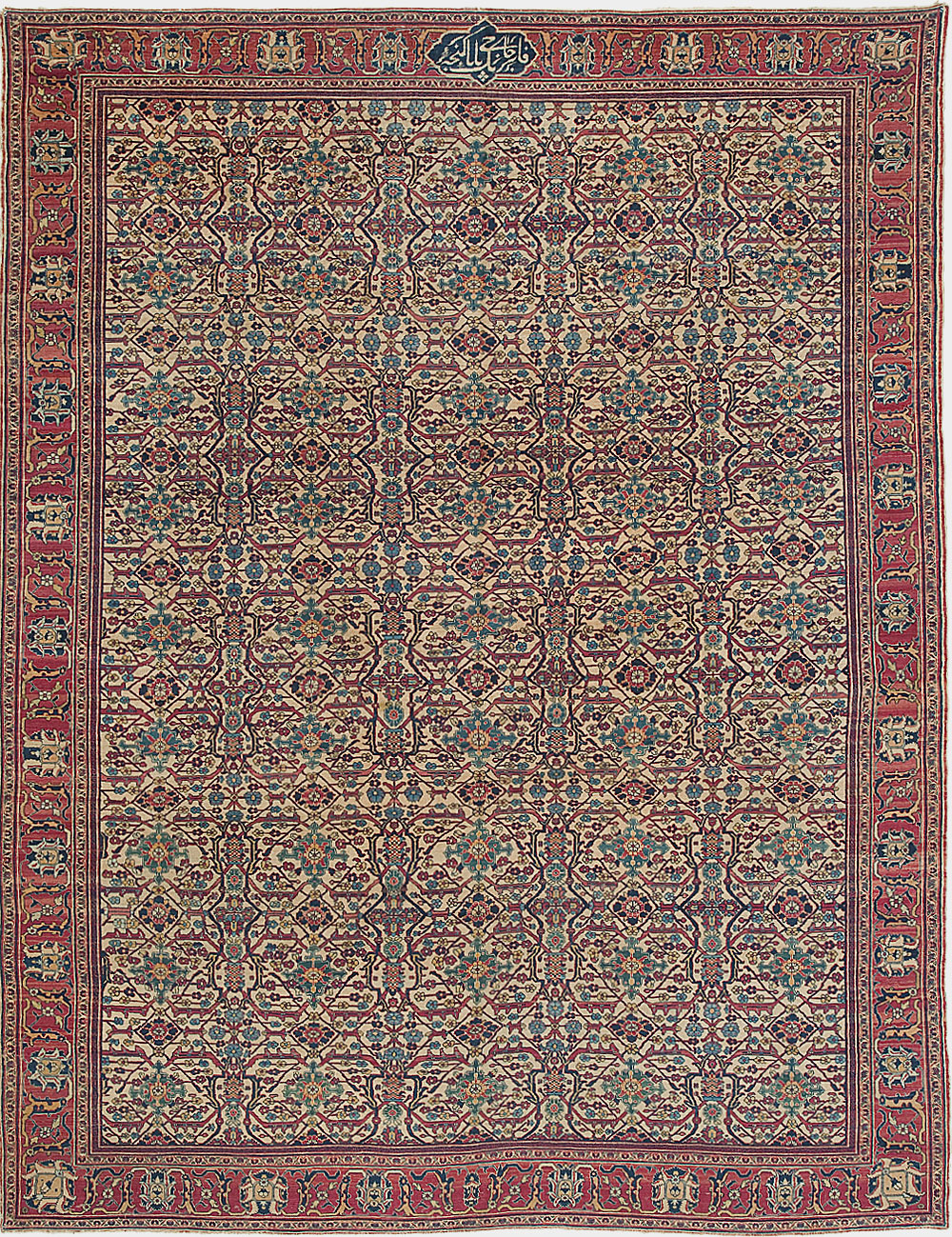 Tabriz Carpet_17079