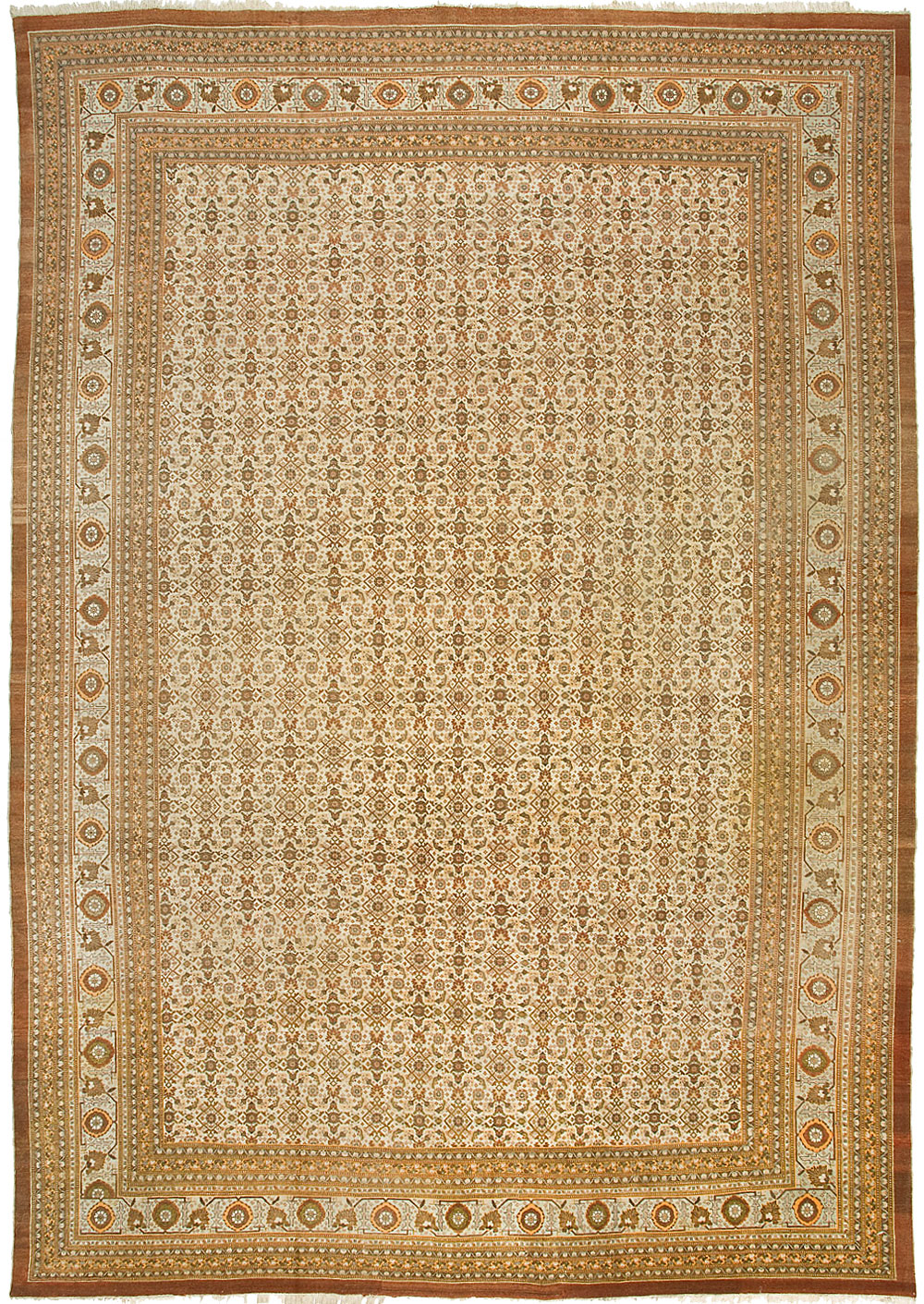 Tabriz Carpet_17351