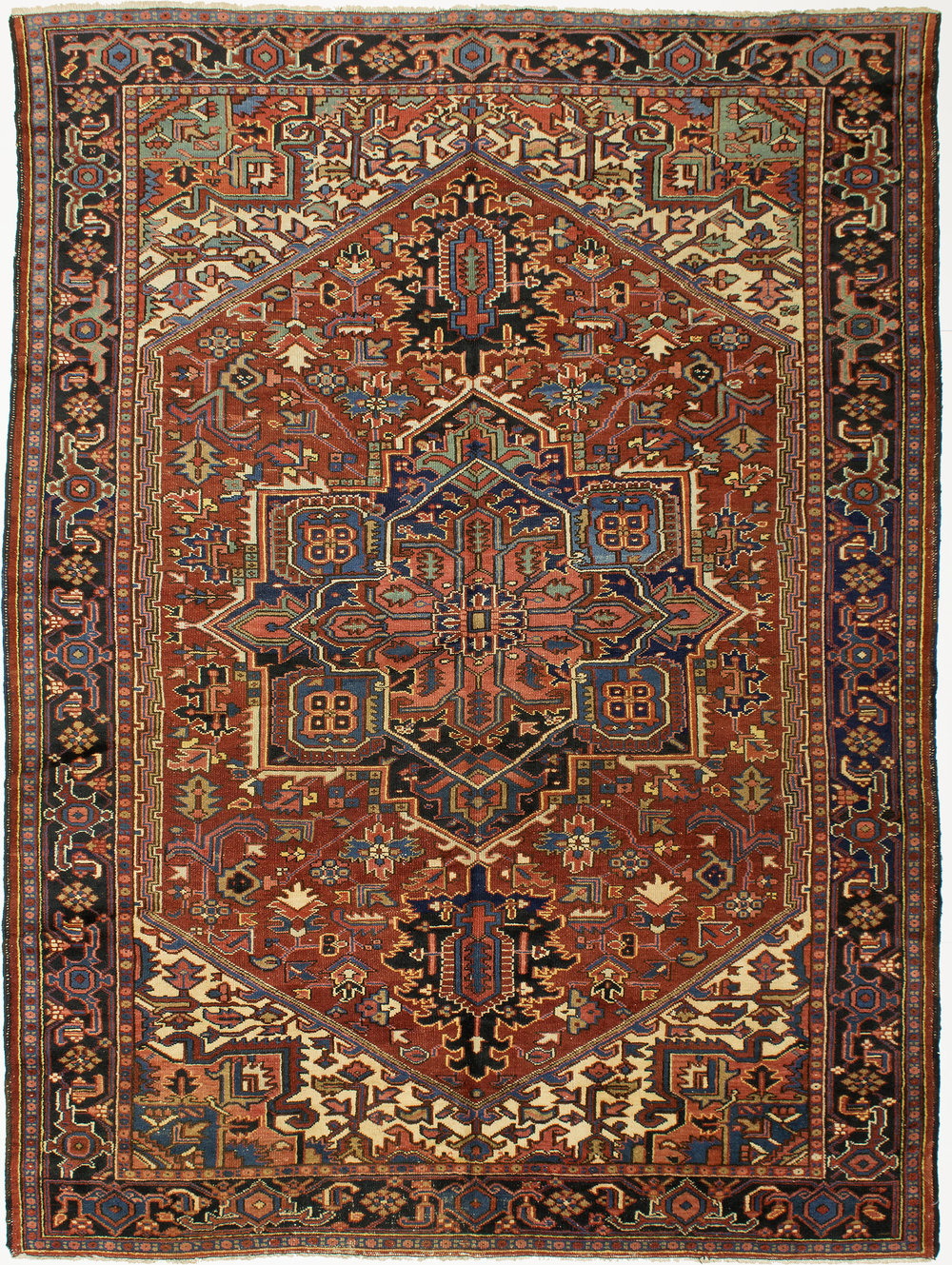 "Karadja Carpet 10' 2"" x 7' 8"""