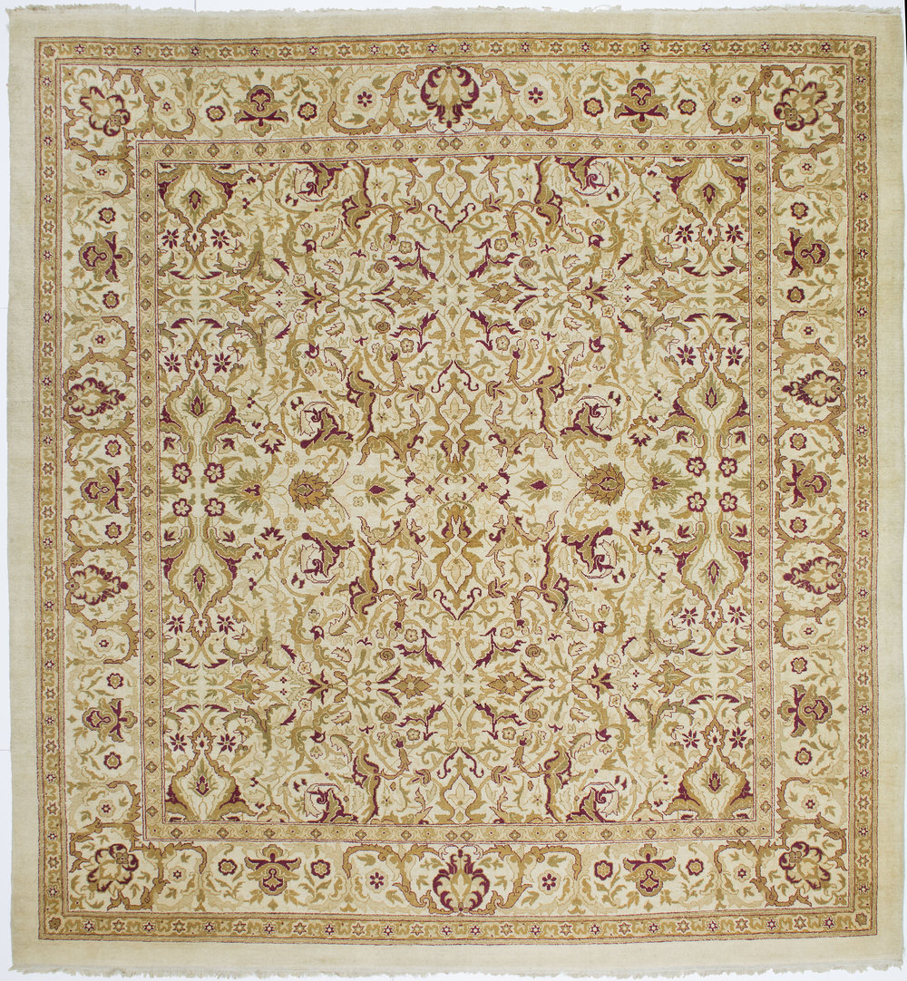 "Amritsar Carpet 10' 10"" x 10' 1"""