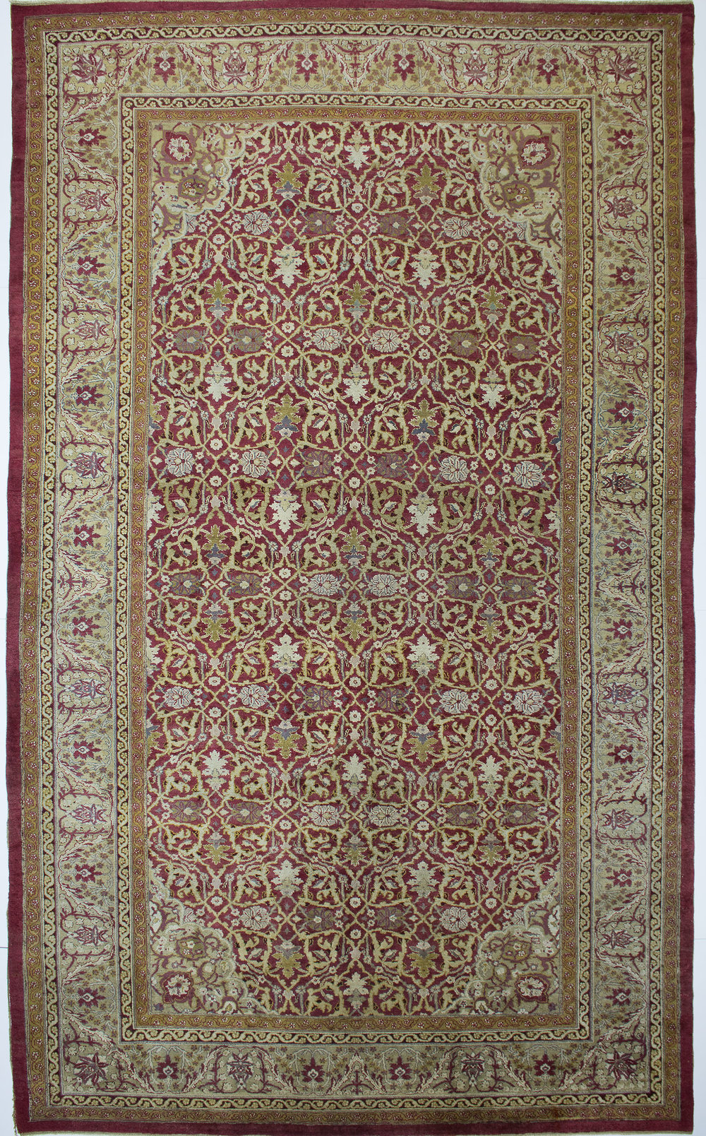"Agra Carpet 17' 4"" x 10' 2"""