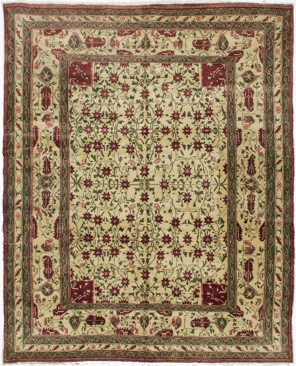 "Agra Carpet 8' 6"" x 7' 0"""