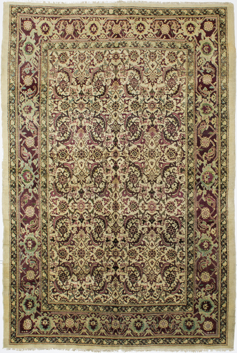 "Agra Carpet 10' 4"" x 7' 0"""