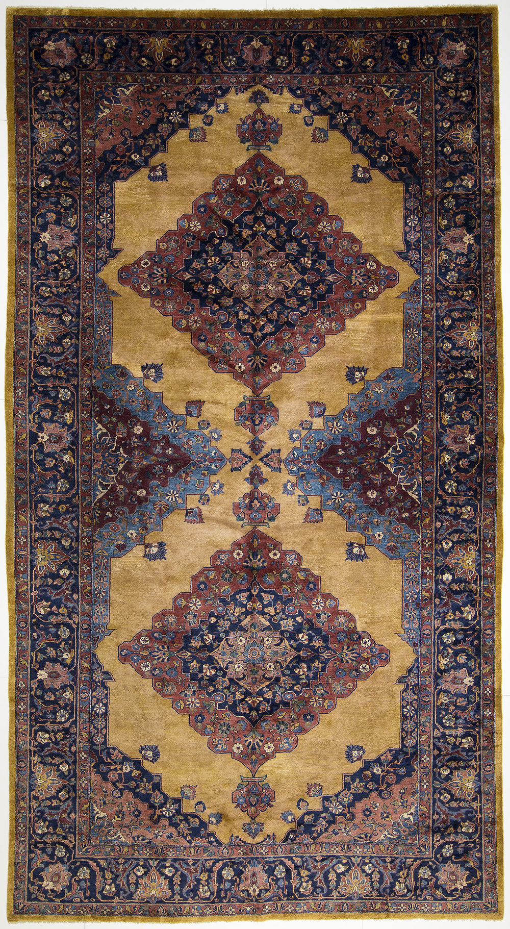 "Sharistan Carpet 16' 2"" x 8' 10"""